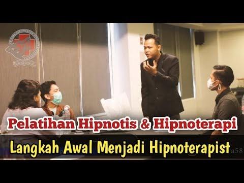 PELATIHAN HIPNOSIS & HIPNOTERAPI PROFESIONAL