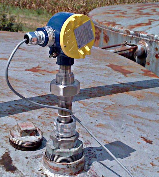 Continuous Level Measurement: Magnets To Float Your Boat | APG