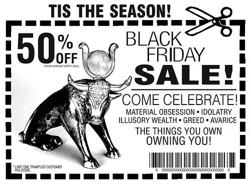Black Friday Golden Calf