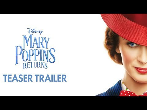 Jadwal Film Mary Poppins Returns