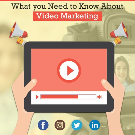 What you Need to Know About Video Marketing - Affordable SEO Company for Small Business