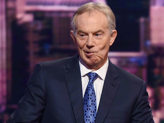 Tony Blair must apologise to Jeremy Corbyn, or hand in his Labour party membership