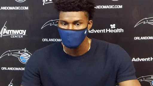 Avatar of Jonathan Isaac: 'Kneeling…don't go hand-in-hand with supporting Black lives'