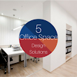 How to Maximize Work Area With 5 Office Space Design Solutions | Stovall Construction