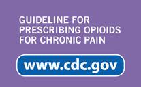 Guideline for Prescribing Opioids for Chronic Pain www.cdc.gov
