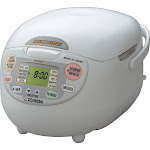 Neuro Fuzzy Rice Cooker & Warmer, 5.5 cup