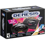 Sega Genesis Mini 40 built-in games