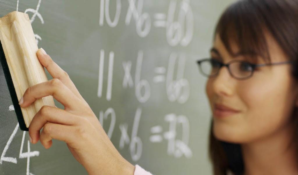 Insegnante donna