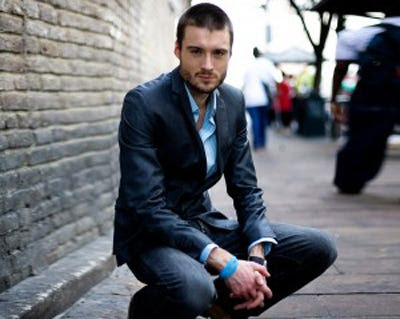 Mashable Founder Pete Cashmore