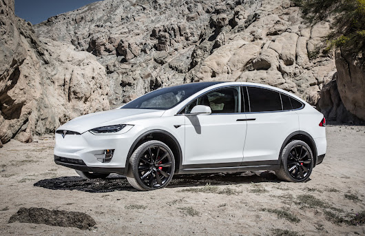 2017 Tesla Model X P100D Review - Exotic Car List