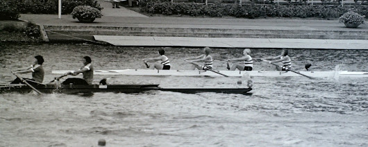 1983: A low point but the four sets a new British record