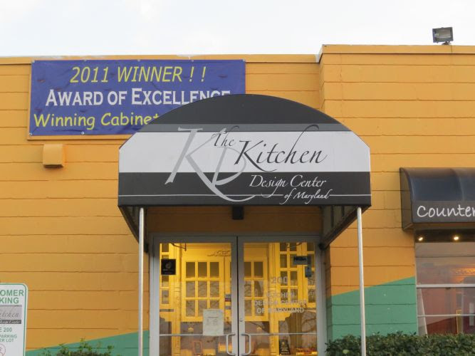 A Hoffman Awning Co The Kitchen Design Center Of Maryland