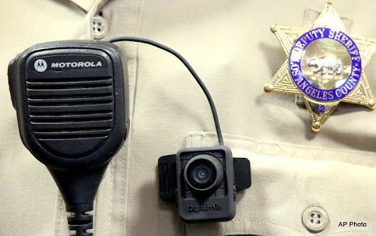 San Diego Police Stats Since Body Cams: Complaints Down 41% And Use Of Force Down 47%