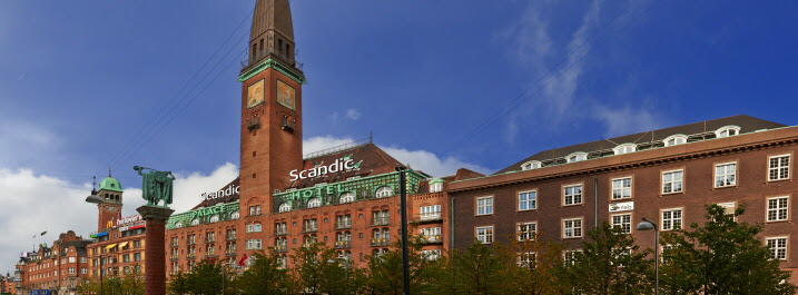 فندق سكانديك بالاس كوبنهاغن