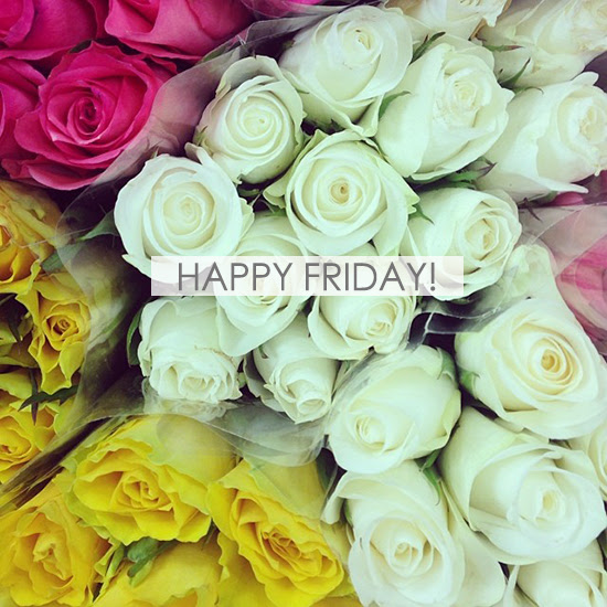 Happy Friday Flowers Friday Myniceprofilecom