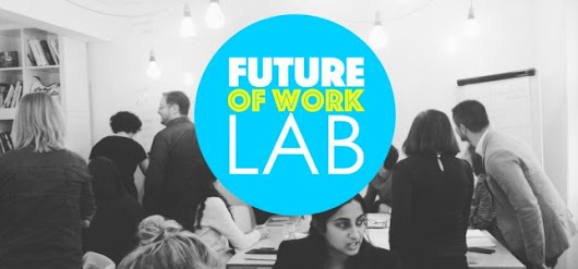 The Fourth Industrial Revolution and the Future of Work | Dhyaan Design | Digital Identity Framework, Strategy Workshops and Consultancy