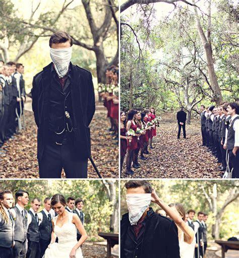 Real Wedding: Briana   Tom?s Sweet Wedding   Green Wedding
