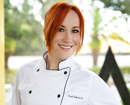 Cool Peep: Adrianne Calvo Chef, Author, and Restaurateur
