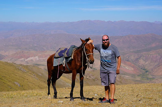 Meet the Nomads - Jonny Duncan of Backpacking Man
