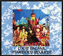 """Cover of """"Their Satanic Majesties Request..."""