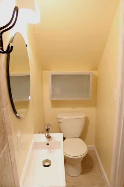 Shower Under Stairs | Joy Studio Design Gallery - Best Design