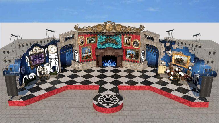 Resultado de imagen de escenario del Carnaval de Las Palmas de Gran Canaria
