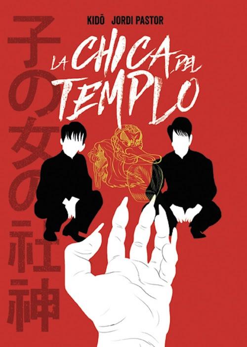 La chica del templo de Jordi Pastor | Kido (Roca)