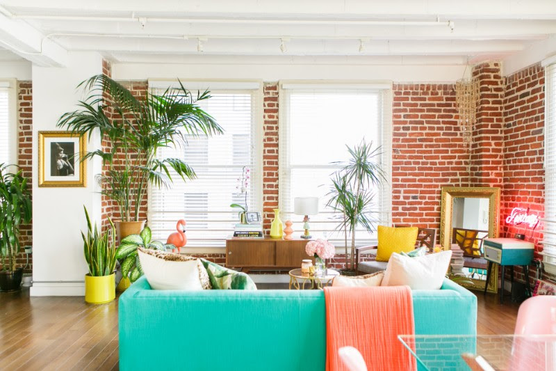 Get Pics Of Colorful Living Rooms Pictures