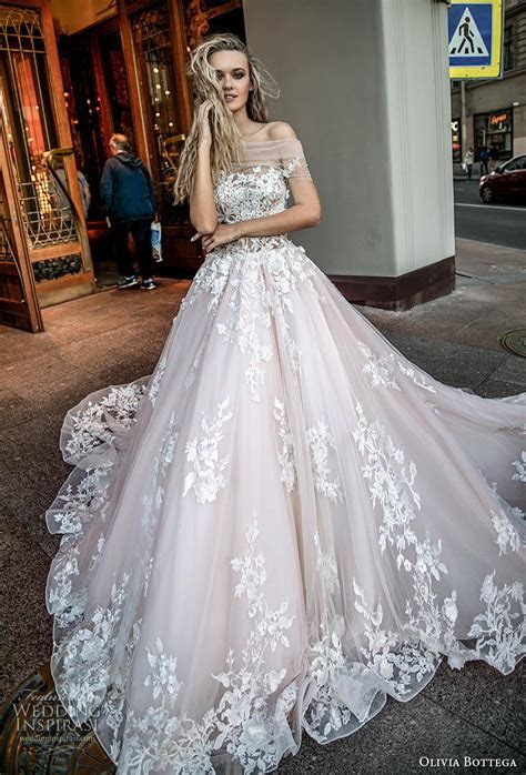 Olivia Bottega 2019 Wedding Dresses   Wedding Inspirasi