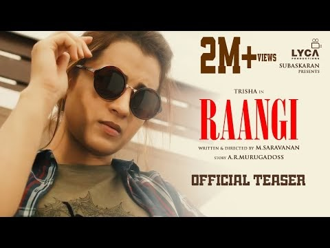 Raangi Tamil Movie Teaser