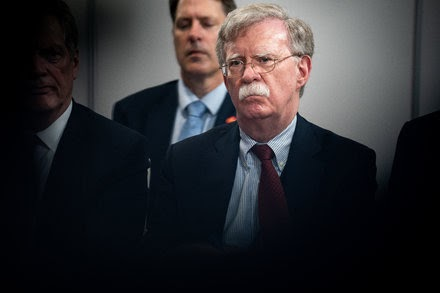 5 Takeaways on Trump and Ukraine From John Bolton's Book