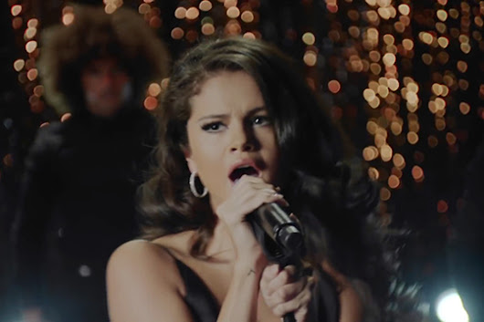 Selena Gomez - Same Old Love (video+lyrics)