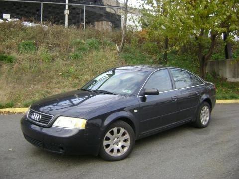 1998 Audi A6 Quattro Specs