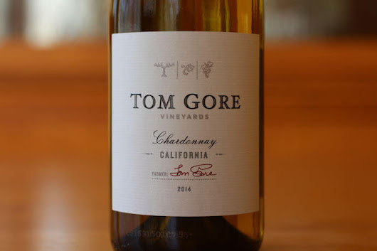 Tom Gore Chardonnay - Honest Wine Reviews