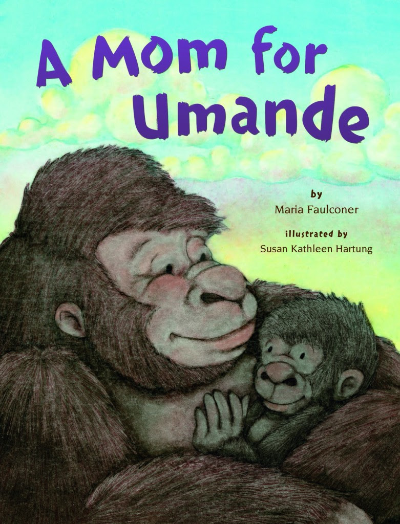 A Mom for Umande by Maria Faulconer