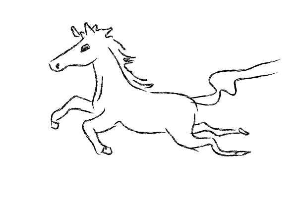 馬 年賀状 イラスト 羊