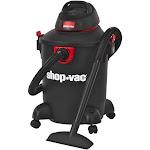 Shop-Vac - Canister Vacuum - Black