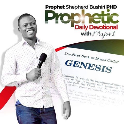 Daily Devotional with Prophet Shepherd Bushiri - Voice of Dominion