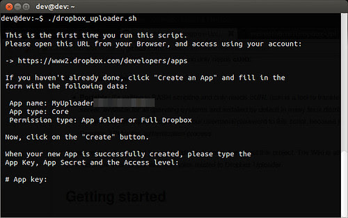 How to access Dropbox from the command line in Linux - Linux FAQ