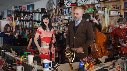 Miramar: Tiny Desk Concert