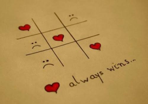 Don't be sad.
