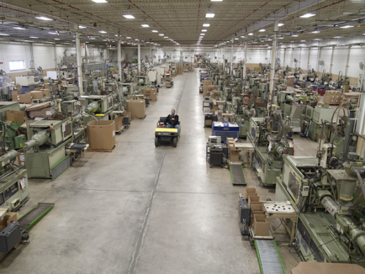 Planning for 2015: Benefits of manufacturing in the U.S.