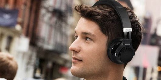 Archeer AH45 Bluetooth Headphones: In-Depth Review and Analysis