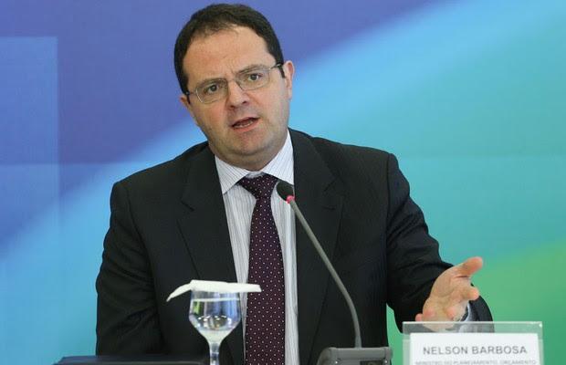 O ministro do Planejamento, Nelson Barbosa, afirma que o governo não está pensando em utilizar reservas internacionais para conter a alta do dólar (Foto: Lula Marques/Agência PT)
