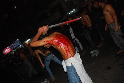 Soon After Bakra Eid Gets Over Moharam Starts The Bleeding Starts .. by firoze shakir photographerno1