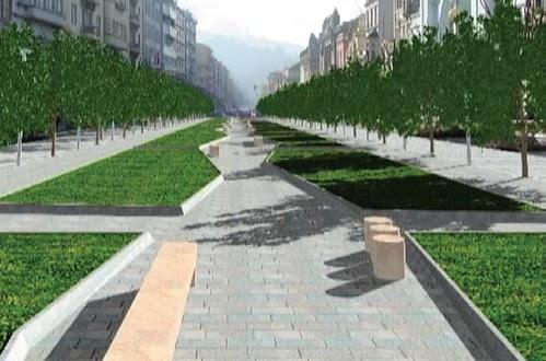 Requalificação da Avenida da Liberdade