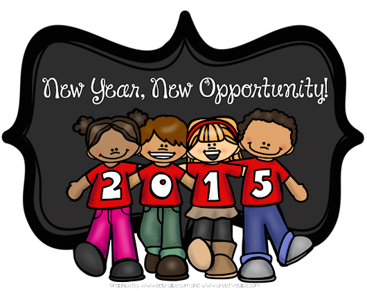 New Year, New Opportunity! - Teaching with Nancy