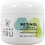 LuckyTru Retinol Vitamin A Facial Cream - 2 oz jar