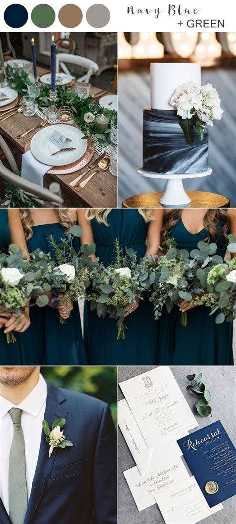 Top 10 Fall Wedding Colors for 2019 Trends You?ll Love
