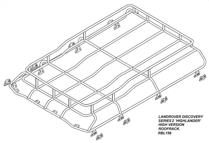 Land Rover Discovery 2 Dimensions